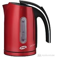 Goldmaster GKT-7307 Kamelya Su Isıtıcısı (Kettle) Kırmızı