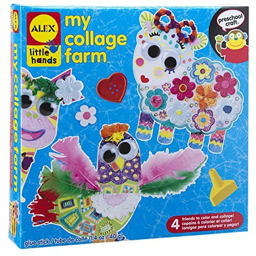ALEX Toys Little Hands My Collage Farm by ALEX