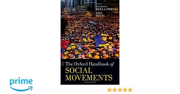 The Oxford Handbook of Social Movements (Oxford Handbooks ...