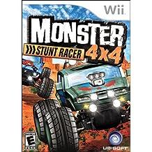 Monster Truck 4x4 Stunt Racer w/o wheel - Wii Standard Edition