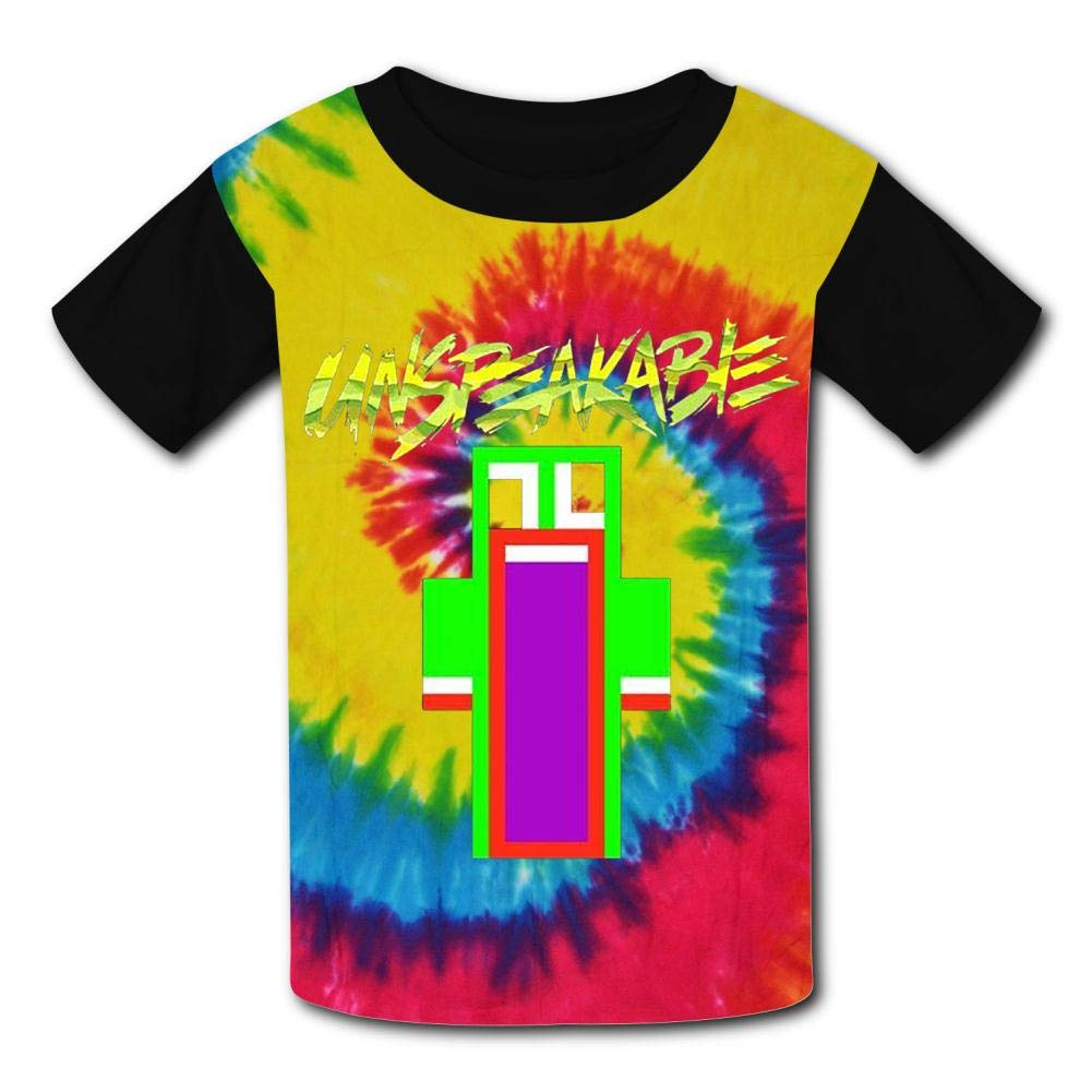 Unsp-ea-kable Childrens Summer Short Sleeve Printing T-Shirts {Size/_Name}