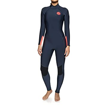 Rip Curl 2018 Womens Dawn Patrol 4/3mm GBS Back Zip Wetsuit NAVY WSM8FW Womens