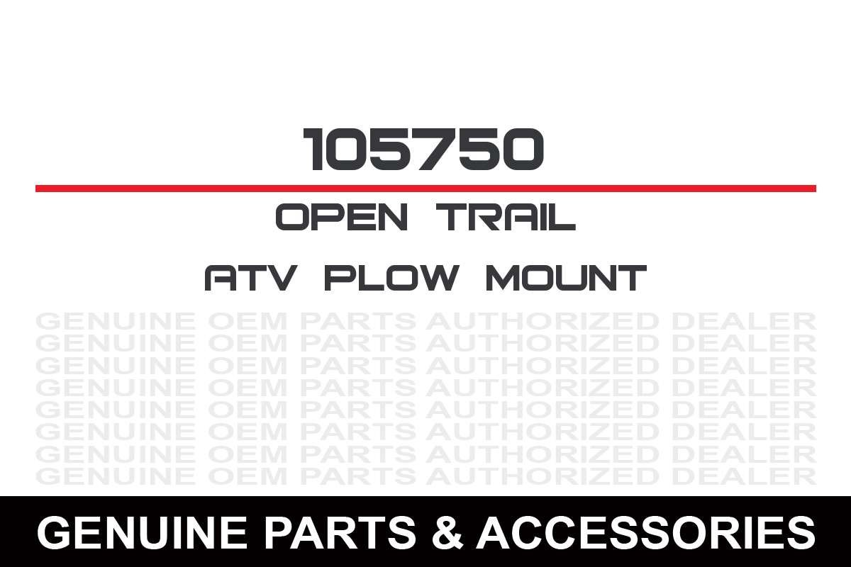 KFI Products 105750 Plow Mount