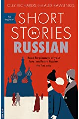 Short Stories in Russian for Beginners (Teach Yourself Short Stories for Beginners-multiple Languages) Paperback
