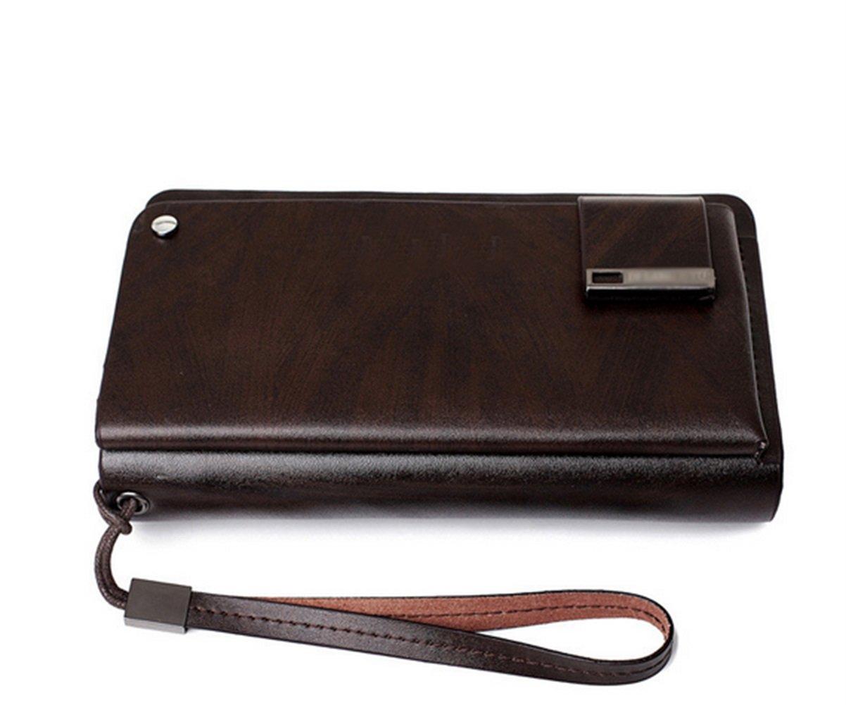 SHISHANG Herrenhandtasche 2018 Herrenhandtasche SHISHANG Leder Geschäft Große Kapazität Kupplung Weiches Leder Handtasche Leder HandtascheDYTUYGF ca78db