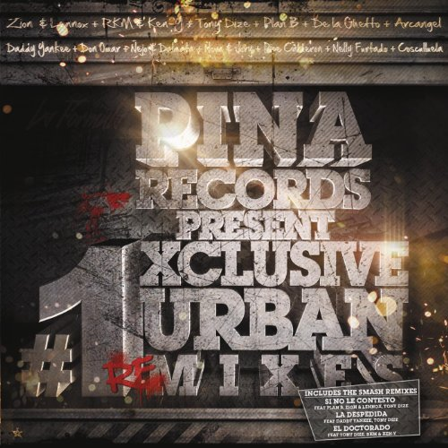 ... Pina Records Present #1 Exclus.