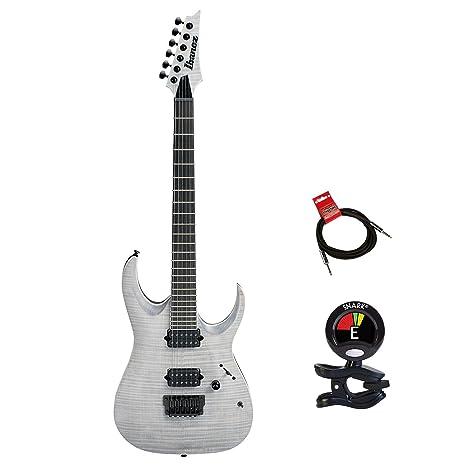 Ibanez rgaix6fmwff RGA hierro etiqueta de 6 cuerdas Guitarra ...