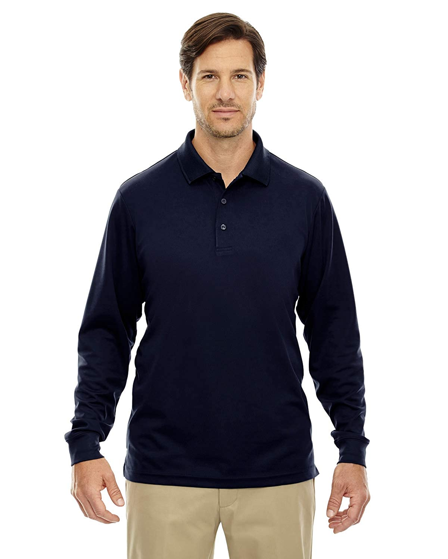 Ash City Core 365 Pinnacle Mens Performance Pique Polo Shirt