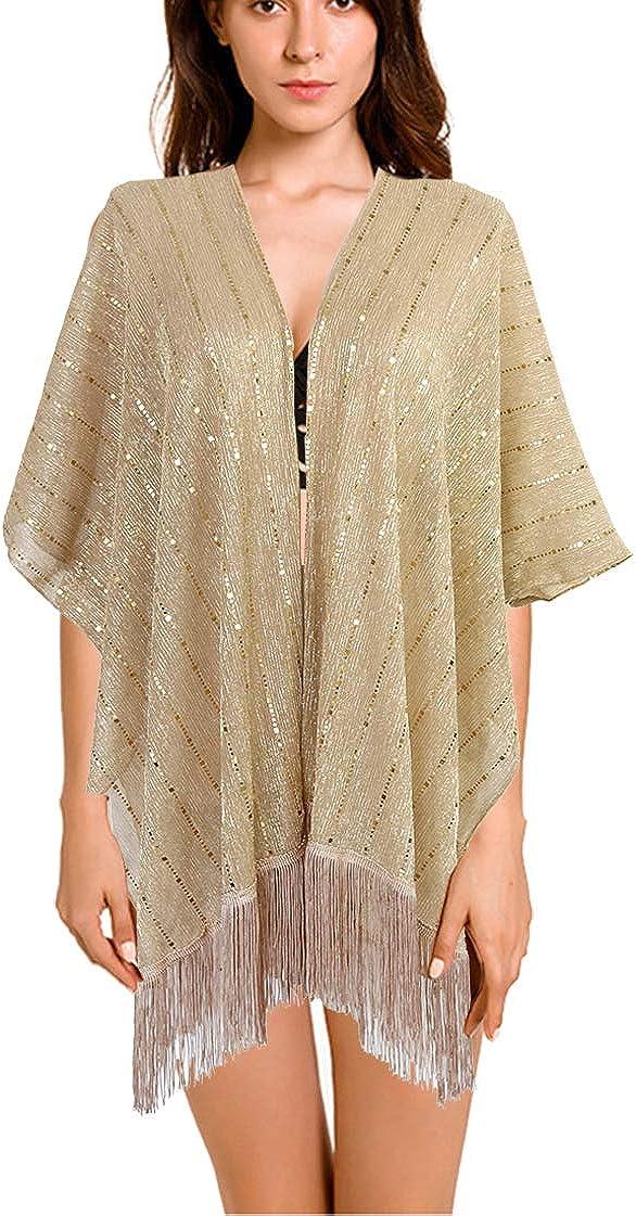 Zakia Women's Sequins Shirt...