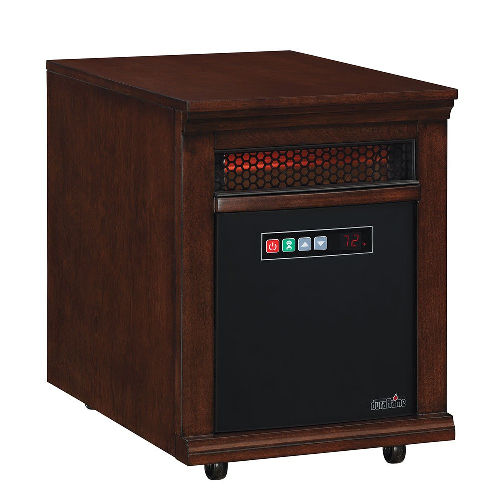 Twin Star 1500-Watt Infrared Quartz Portable Heater by Twin Star