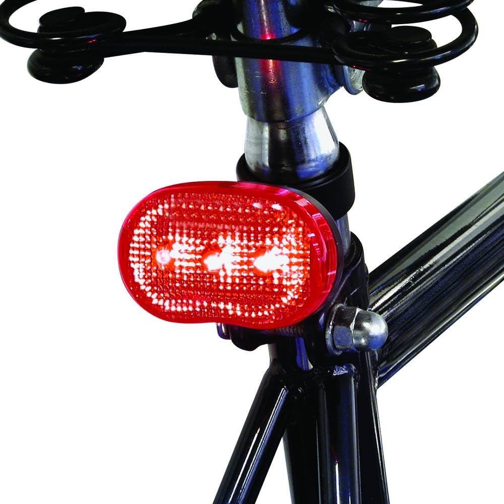 Dresco 5251105/Feu arri/ère 3/LED avec Piles