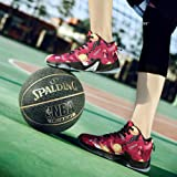 COSDN Mens Fashion Basketball Shoes Performance