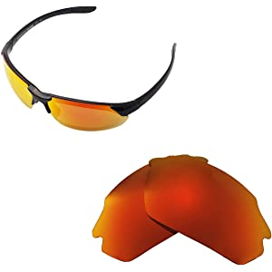 bb67560e813 Walleva Replacement Lenses for Smith Parallel Max Sunglasses - Multiple  Options Available