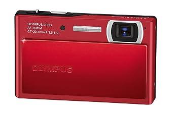 olympus mju 1040 digital camera magma red 2 7 inch amazon co uk rh amazon co uk Olympus Mju Size Olympus Mju Tough 6000