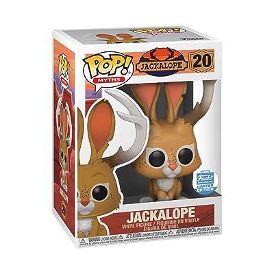 Funko Jackalope POP! Myths Limited Edition Vinlyl Figurine #20: Toys & Games