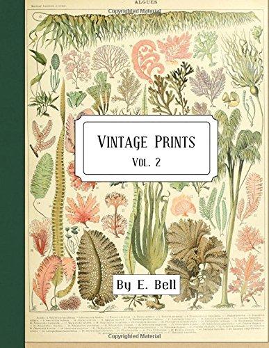 Vintage Prints: Vol. 2