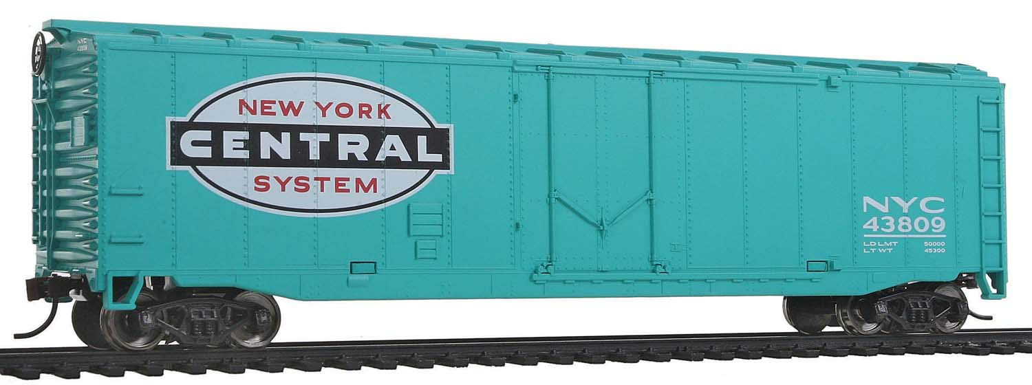 Walthers, Inc. Ready to Run New York Central Boxcar