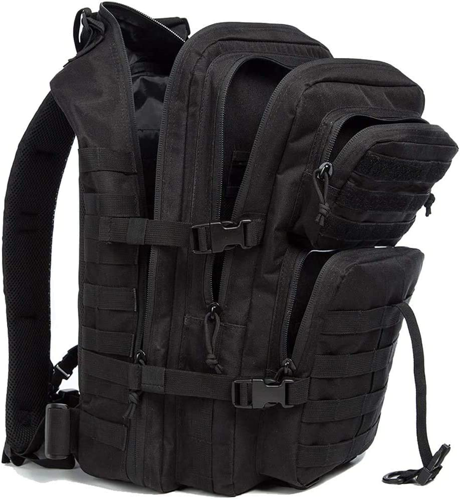 Kylebooker Mochila t/áctica Militar para Trekking