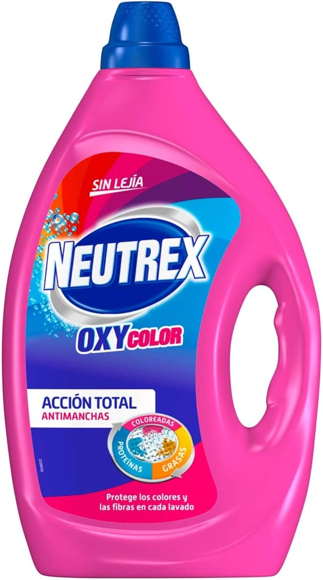 Neutrex Oxy Color Quitamanchas 2620ml: Amazon.es: Alimentación y ...