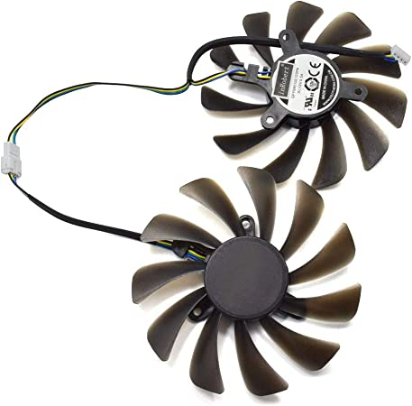DIY Ventilador de Refrigeración de Repuesto Graphics Card Fan para ...