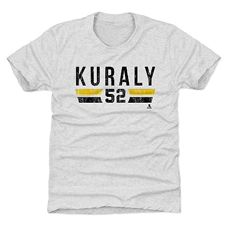save off 922e9 c42f4 Amazon.com : 500 LEVEL Sean Kuraly Boston Hockey Kids Shirt ...