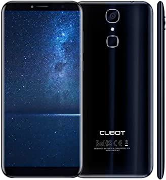 Cubot X18 4G 32GB Dual-SIM Dark Blue EU: Amazon.es: Electrónica