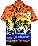 La Leela Beach Hawaiian Printed Shirt For Men Review and Comparison