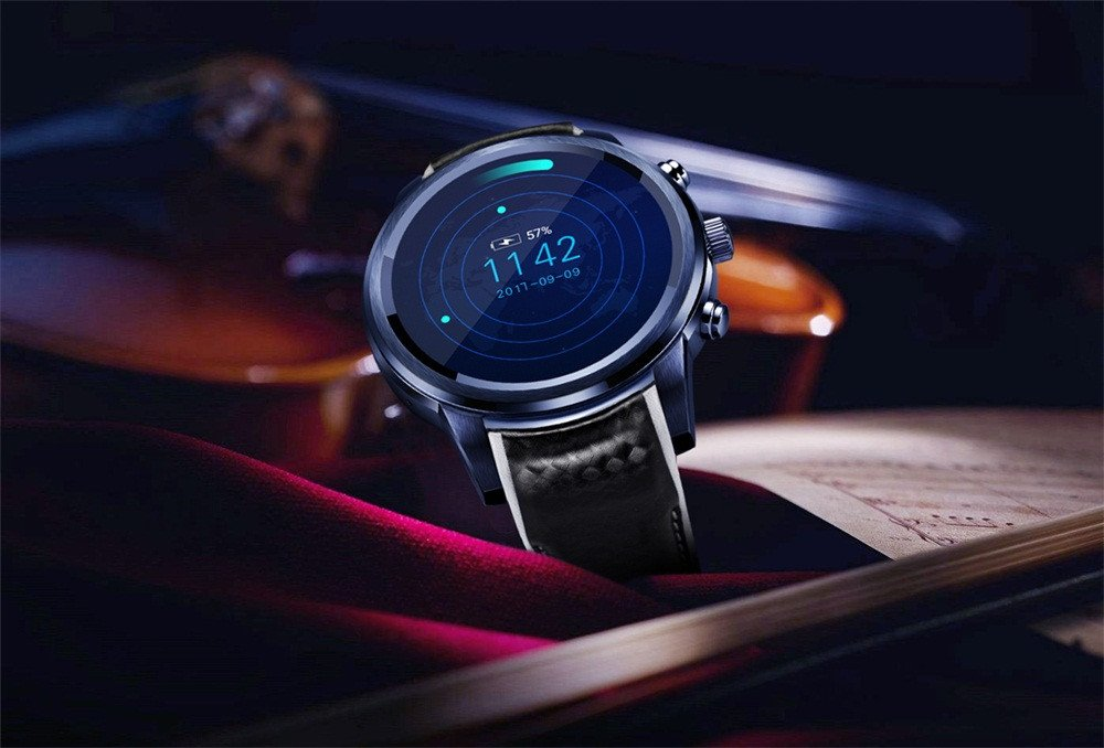 Amazon.com: LtrottedJ New LEMFO LEM5Pro Smart Watch 2018 Man Watch WIFI GPS Heart Rate For Android IOS: Cell Phones & Accessories
