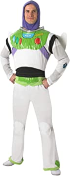 RubieS Disfraz Adulto Buzz Lightyear - Talla XL (I880182XL ...