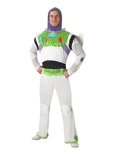 RubieS Disfraz Adulto Buzz Lightyear - Talla XL (I880182XL)