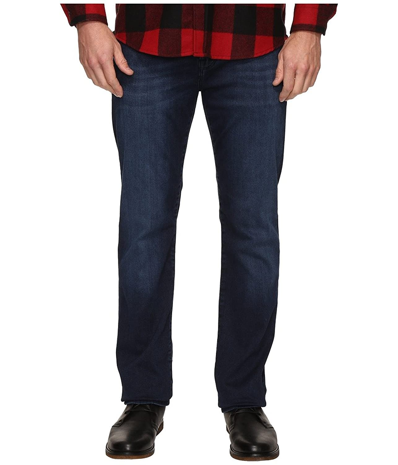 34 HERITAGE COURAGE FIT DEEP SPORTY STRAIGHT LEG JEAN