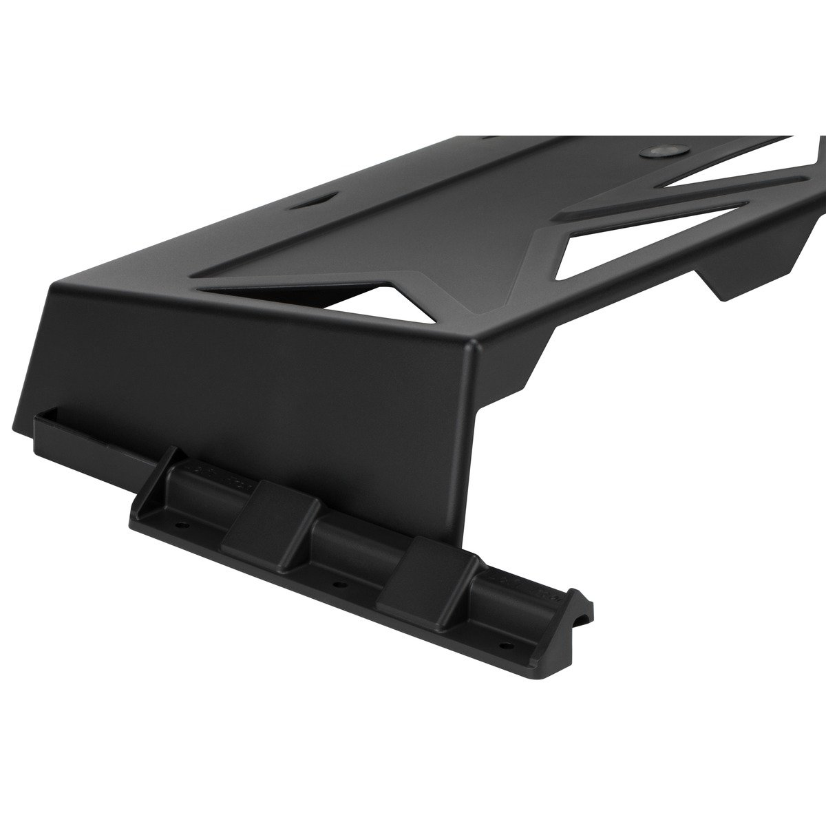 Targus Under-Desk Sliding Dock Tray with Mounting Brackets and Cutouts for Cable Management (ACX001USZ) by Targus (Image #5)