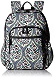 Vera Bradley Women's Campus Tech Backpack-Signature, Heritage Leaf