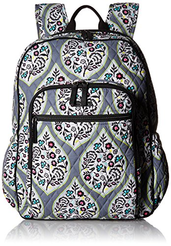 Vera Bradley Women's Campus Tech Backpack, Heritage Leaf