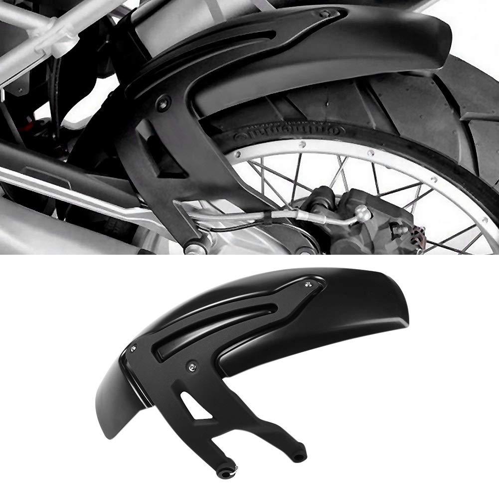 Delaman Motorbike Rear Mudguard Mud Guard Cover for R1200GS LC 13-18 Color : Silver Motorcycle Mudguard