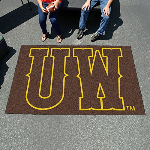 Wyoming Cowboys NCAA Ulti-Mat Floor Mat ()