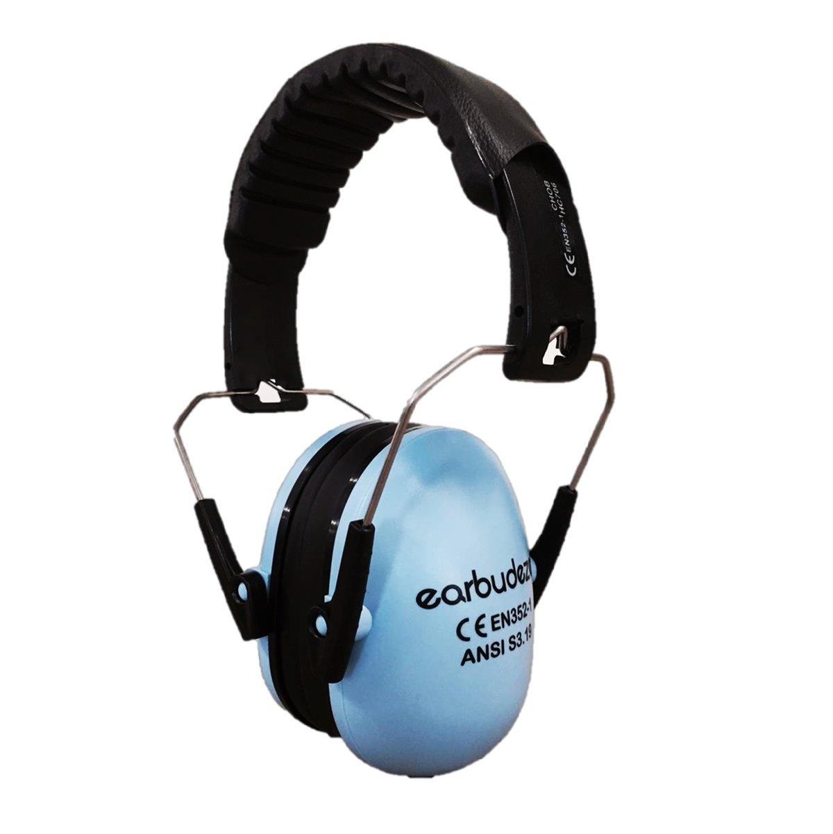 子供と大人のためのEarbudeze Ear Defenders/Ear Protector(スカイブルー) B010T1VF6M