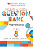 Oswaal NCERT and CBSE Question Bank Class 8 Maths (For March 2019 Exam)