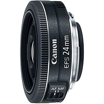 cheap Canon EF-S 24mm f/8 STM 2020