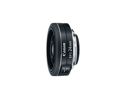 Amazon.com : Canon EF-S 24mm f/2.8 STM Lens : Camera & Photo