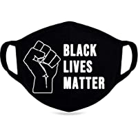 Black Lives Matter Mask, Reusable, Washable, BLM Movement