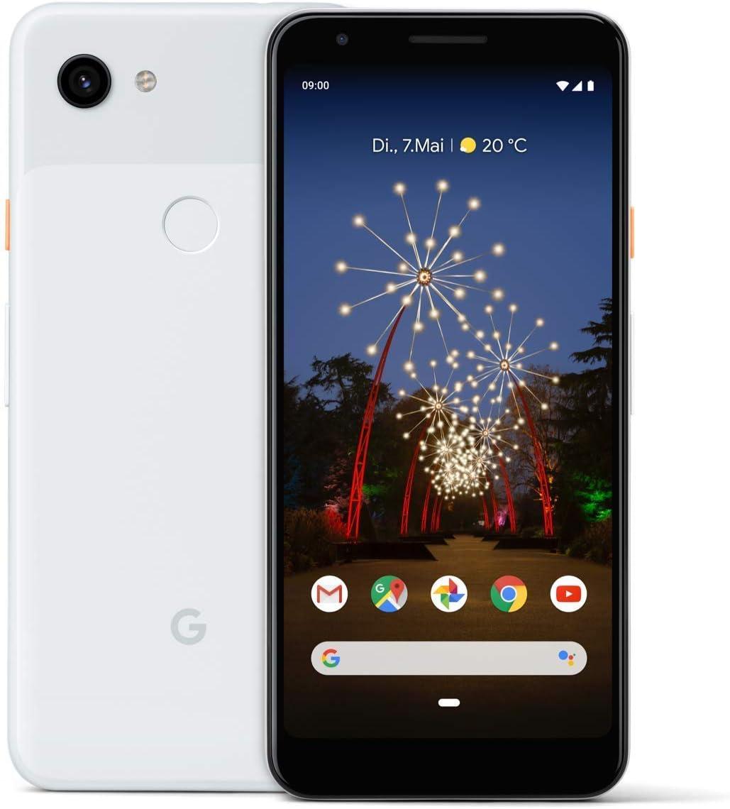 Google Pixel 3a XL Mittelklasse Smartphone mit Stock Android