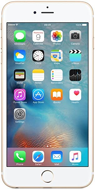 Apple iPhone 6s Plus 64GB Oro (Reacondicionado): Amazon.es ...