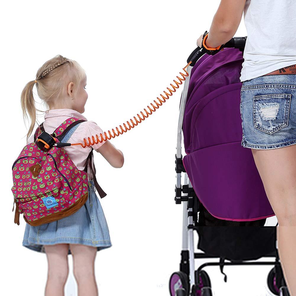 2,5 m Baby Leine Laufleine Baby Sicherheitsgurte Kinder Sicherheitsleine Kleinkind YZNlife Anti-verloren G/ürtel Reise Sicherheitsg/ürtel Blau Leine Handgelenk