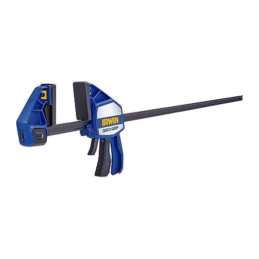 2 opinioni per Irwin 10505946 Quick-Grip XP Morsetto, Nero/Blu/Grigio, 250 Kg