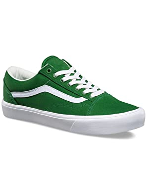 815b782a03d8 Vans Old Skool Lite (Canvas) Juniper True White Shoe VA2Z5WN5O   Amazon.co.uk  Shoes   Bags