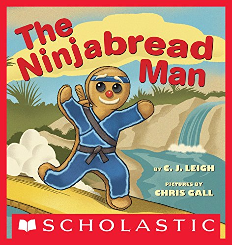 The Ninjabread Man by [Leigh, C. J.]