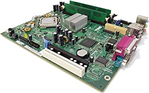 Genuine Dell WK833 MotherBoard For Dell Optiplex 745 SFF fits parts WK833, CY944, KY238, WF810, FT016, GX297, YJ136, XK943, KT234 (Renewed)