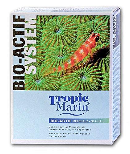 (Tropic Marin ATM10304 Bio Actif Salt for Aquarium, 32-Gallon)