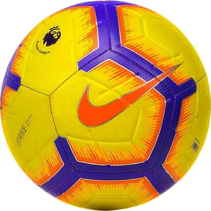 c7438c72dd940 Nike Premier League Football Strike FA18 SC3311 101 WHITE S5: Amazon.co.uk:  Sports & Outdoors